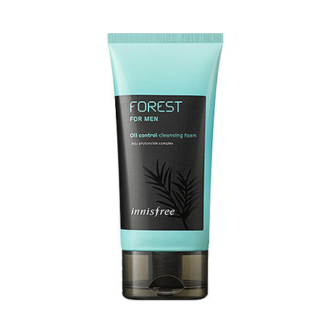 INNISFREE  Forest For Men Oil Control Cleansing Foam - 150ml