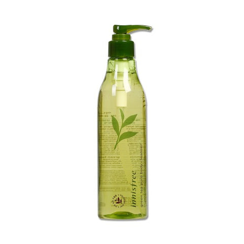 INNISFREE  Green Tea Pure Body Cleanser - 300ml