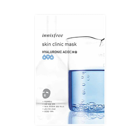 INNISFREE / Skin Clinic Mask - 1pcs