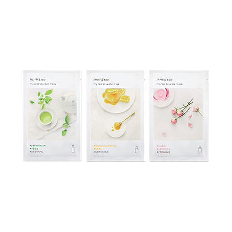 INNISFREE  My Real Squeeze Mask - 1pcs