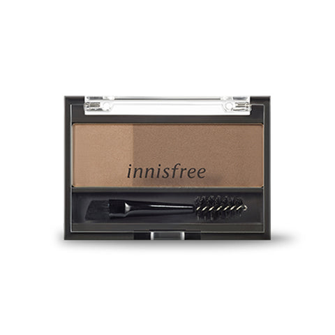 INNISFREE / Twotone Eyebrow Kit - 3.5g