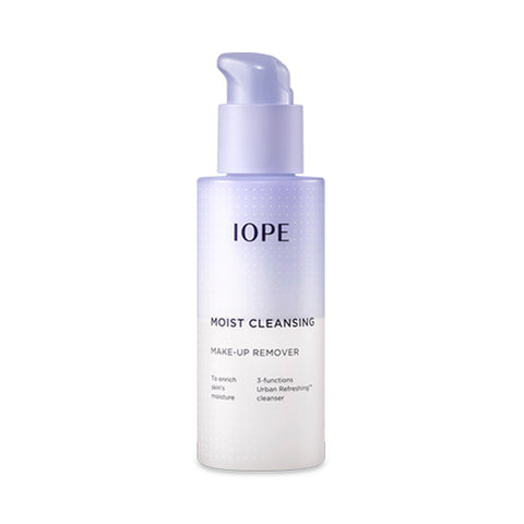 IOPE  Moist Cleansing Make Up Remover - 100ml