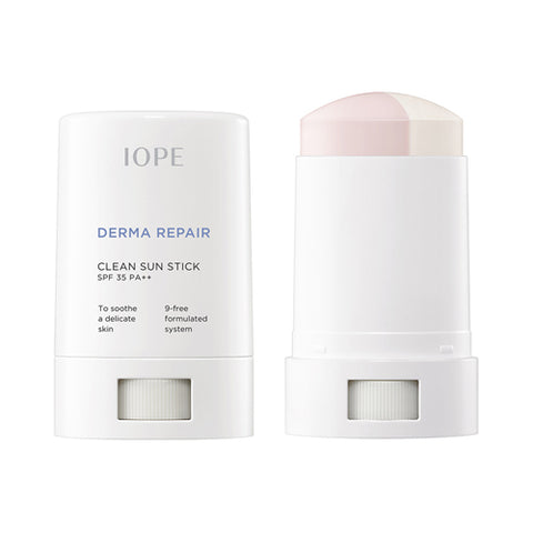 IOPE  Derma Repair Clean Sun Stick - 18g (SPF35 PA++)