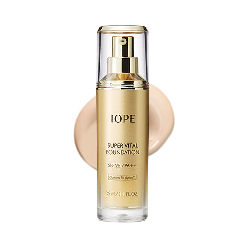 IOPE / Super Vital Foundation - 35ml (SPF25 PA++)