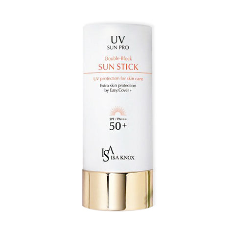 ISA KNOX  UV Sun Pro Double Block Sun Stick - 18g (SPF50+ PA+++)