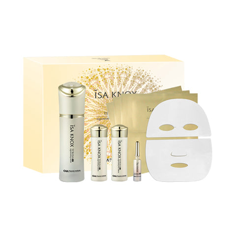 ISA KNOX  Te'rvina LX Regenerating Serum Special Set - 1pack (6items)