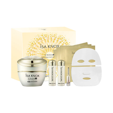 ISA KNOX  Te'rvina LX Regenerating Cream Special Set - 1pack (6items)