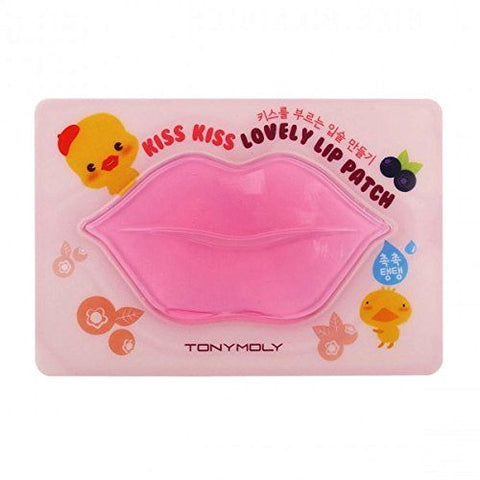TONYMOLY / Kiss Kiss Lovely Lip Patch - 1pcs  (In Stock)