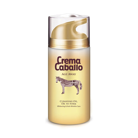 JAMINKYUNG  Crema Caballo Age Away Cleansing Oil Oil To Foam - 110ml