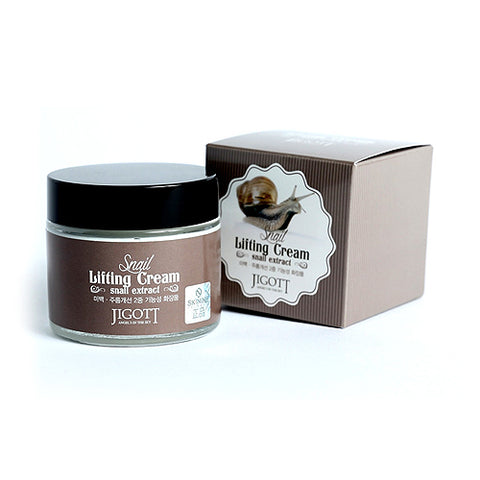 JIGOTT  Snail Lifting Cream - 70ml