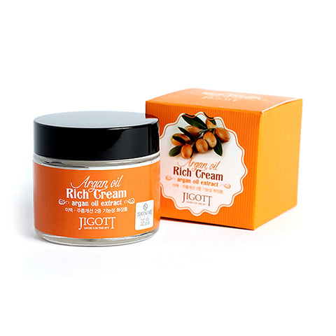 JIGOTT  Argan Rich Cream - 70ml