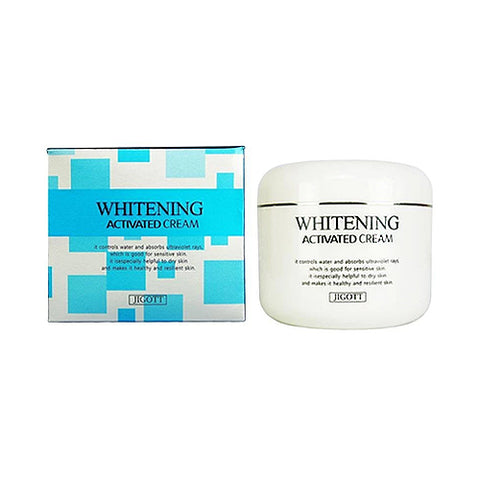 JIGOTT  Whitening Activated Cream - 100g