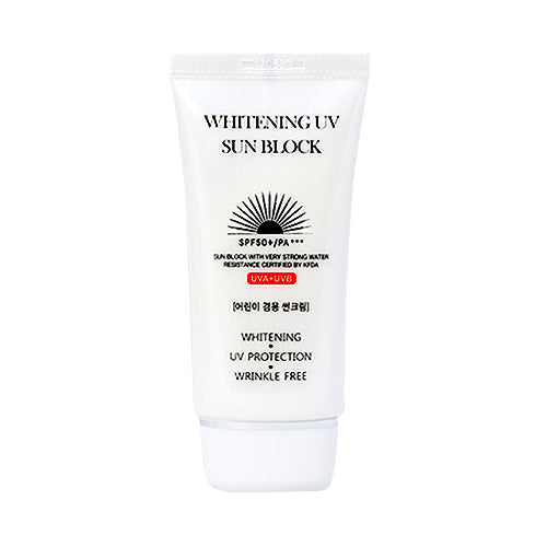 JIGOTT  Whitening UV Sun Block - 70ml (SPF50+ PA+++)