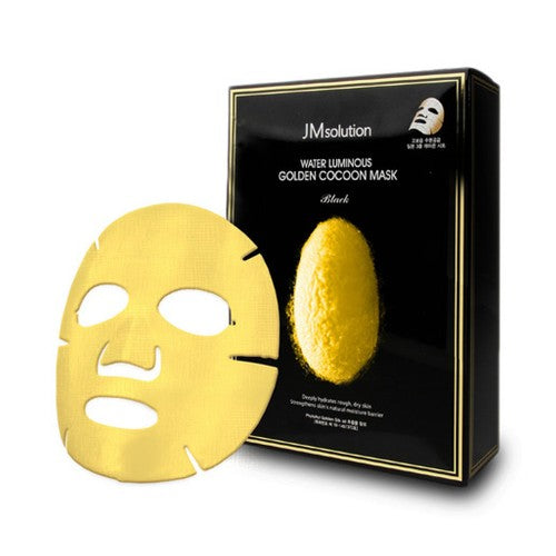 JMsolution  Water Luminous Golden Cocoon Mask - 1pack (10pcs)