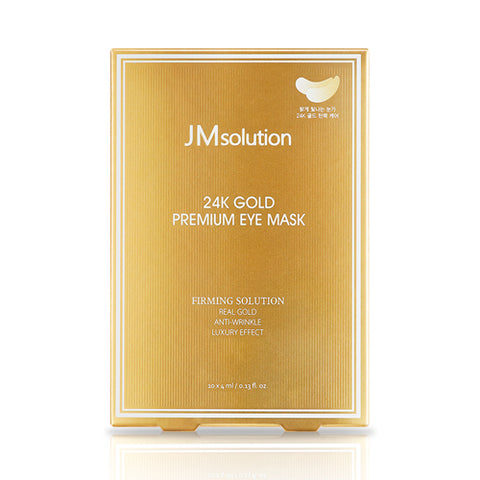 JMsolution  24K Gold Premium Eye Mask - 1pack (10pcs)