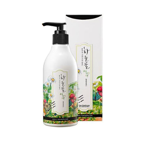 Jungmoonhee / Hanulmool Hair Pack - 300ml