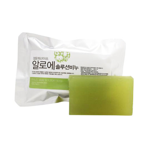 JUNGMOONHEE / Solution Soap - 100g