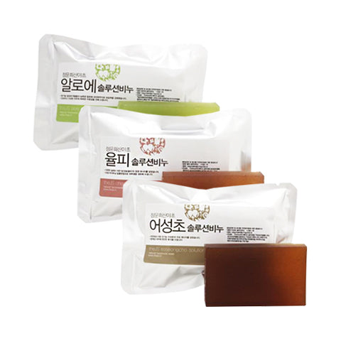 JUNGMOONHEE  Solution Soap - 100g