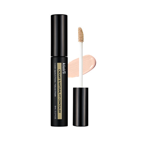 Klairs  Creamy & Natural Fit Concealer - 6ml