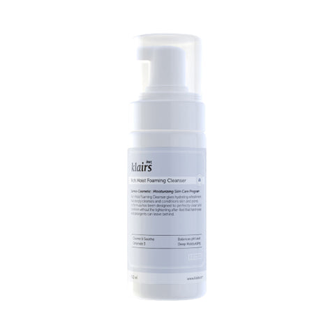 Klairs  Rich Moist Foaming Cleanser - 100ml
