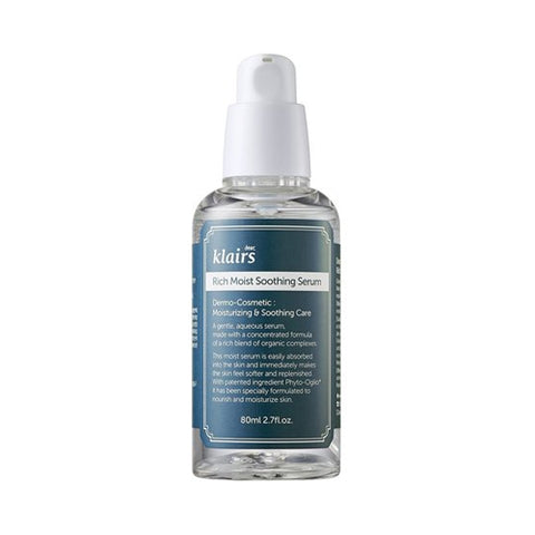 Klairs  Rich Moist Soothing Serum - 80ml