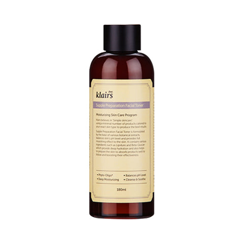 Klairs  Supple Preparation Facial Toner - 180ml