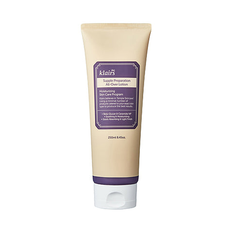 Klairs  Supple Preparation All Over Lotion - 250ml
