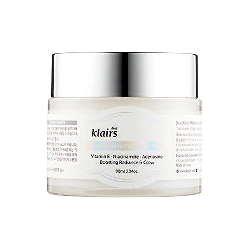 Klairs  Freshly Juiced Vitamin E Mask - 90ml