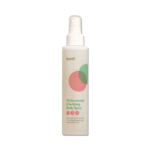 KOELF  Madecassoside Clarifying Body Spray - 150ml