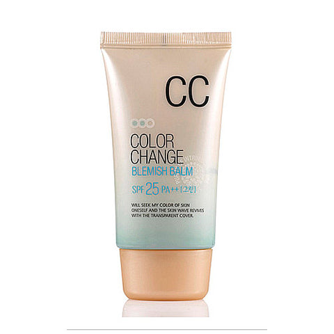 WELCOS KWAILNARA  Color Change Blemish Balm - 50ml (SPF25 PA++) No.Green