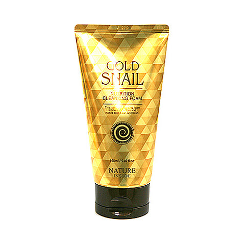 WELCOS KWAILNARA  Gold Snail Nutrition Cleansing Foam - 150ml