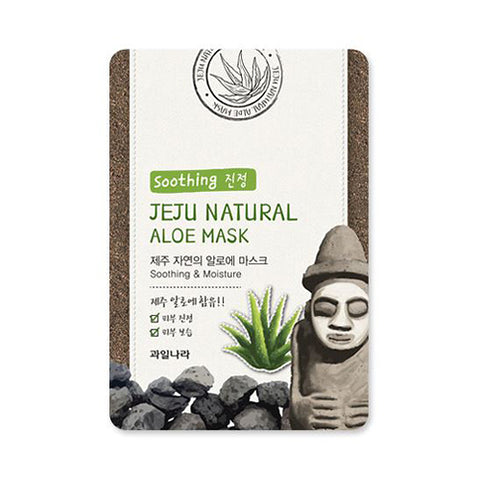 WELCOS KWAILNARA / Jeju Natural Mask - 1 pcs