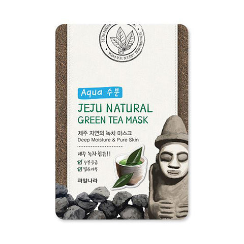WELCOS KWAILNARA / Jeju Natural Mask - 10pcs