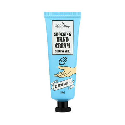 LABEL YOUNG / Shocking Hand Cream - 50ml