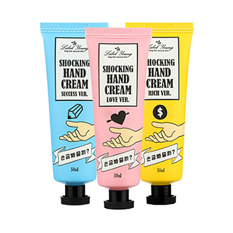 LABEL YOUNG  Shocking Hand Cream - 50ml