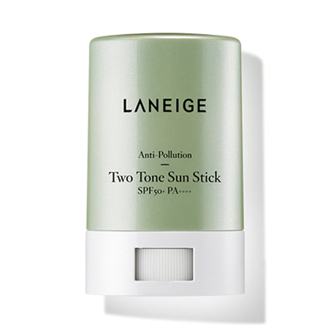 LANEIGE  Anti Pollution Two Tone Sun Stick - 18g (SPF50+ PA++++)