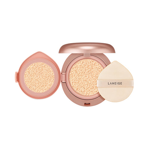 LANEIGE / Layering Cover Cushion & Concealing Base - 1pack (14g + 2.4g) (SPF34 PA++)