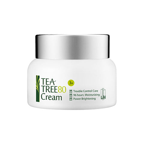 LEEGEEHAAM  LEEJIHAM Tea Tree 80 Cream - 50ml