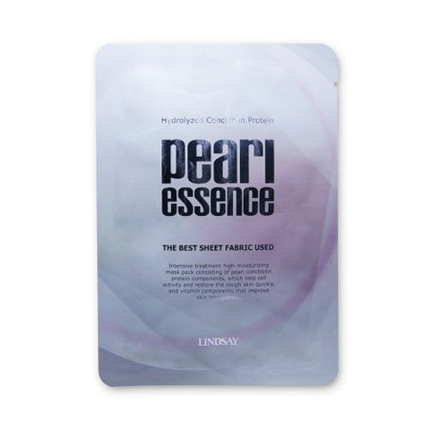 LINDSAY  Pearl Essence Mask - 1pcs