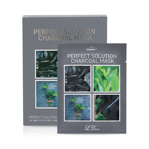 LINDSAY / Perfect Solution Mask - 1pack (10pcs)