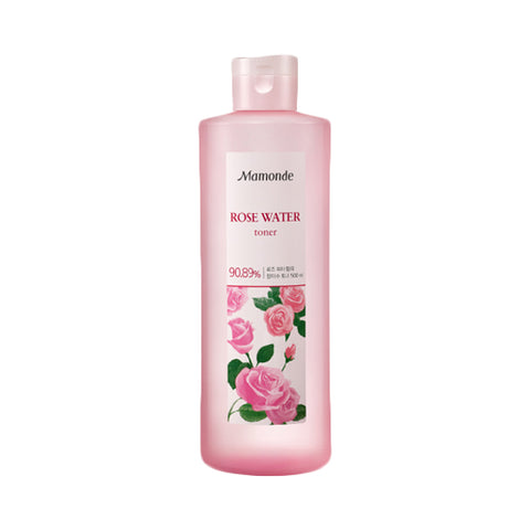 Mamonde  Rose Water Toner - 500ml (New)