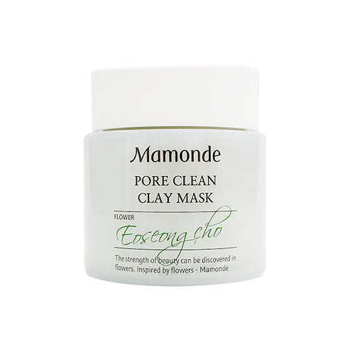 Mamonde  Pore Clean Clay Mask - 100ml