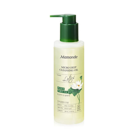Mamonde  Micro Deep Cleansing Oli - 200ml