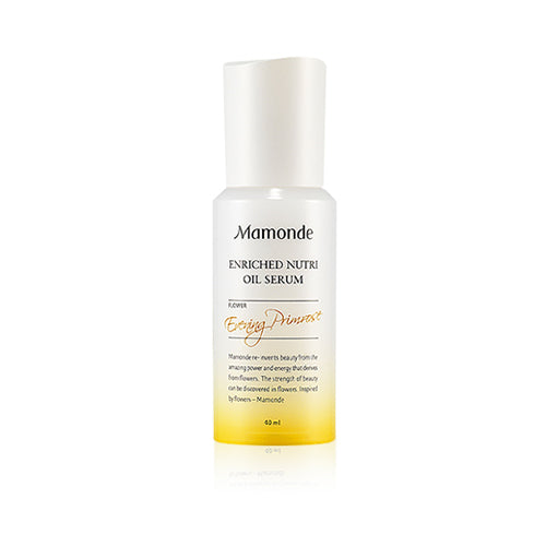 Mamonde  Enriched Nutri Oil Serum - 40ml