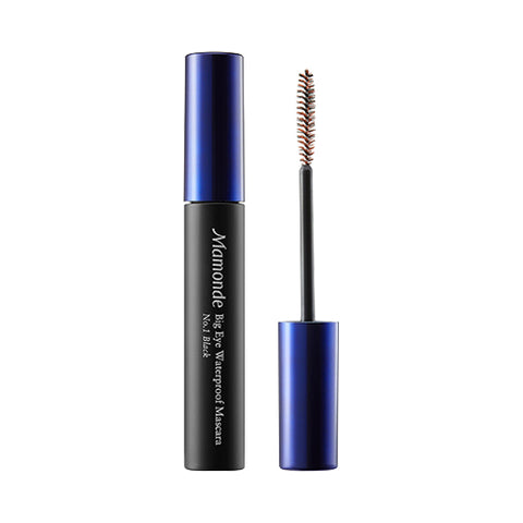 Mamonde  Big Eye Waterproof Mascara - 8ml No.Black