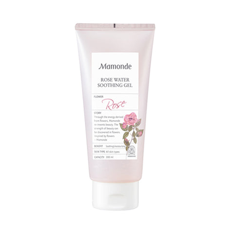 Mamonde  Rose Water Soothing Gel - 300ml