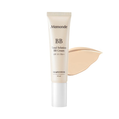 Mamonde / Total Solution BB Cream - 40ml (SPF35 PA++)