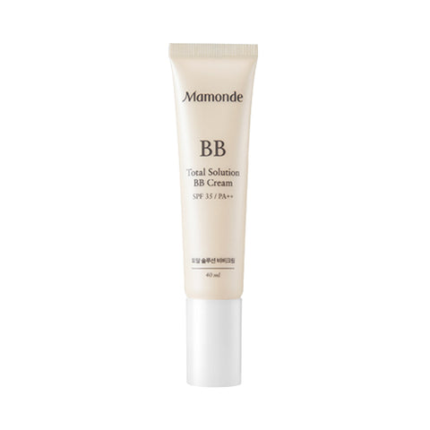 Mamonde  Total Solution BB Cream - 40ml (SPF35 PA++)