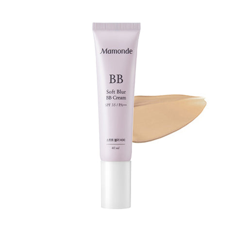 Mamonde / Soft Blur BB Cream - 40ml (SPF35 PA++)