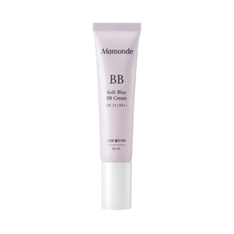 Mamonde  Soft Blur BB Cream - 40ml (SPF35 PA++)